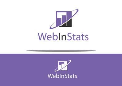 Nro 111 kilpailuun WebInStat Company Logo käyttäjältä farooqshahjee