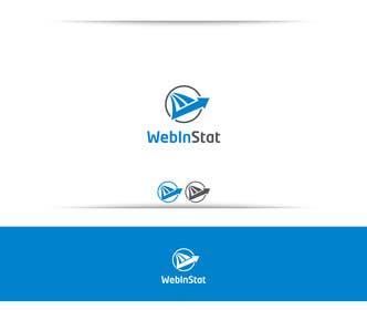 Nro 61 kilpailuun WebInStat Company Logo käyttäjältä thelionstuidos