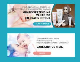 #3 for Design 2 Banners for a baby/mother care products site af prasetyo7684