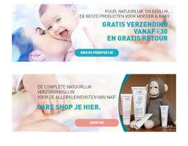 #23 for Design 2 Banners for a baby/mother care products site af prasetyo7684