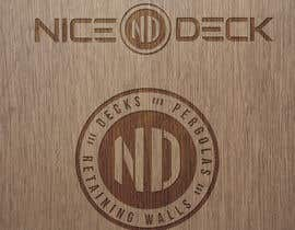 b74design tarafından Design a Logo for DECKING BUSINESS için no 96