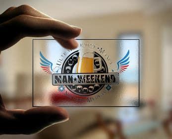 Nro 21 kilpailuun Design a Logo for Man Weekend käyttäjältä petariliev