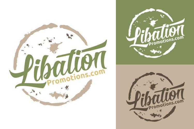 Kilpailutyö #20 kilpailussa Design a Logo for Libation Promotions