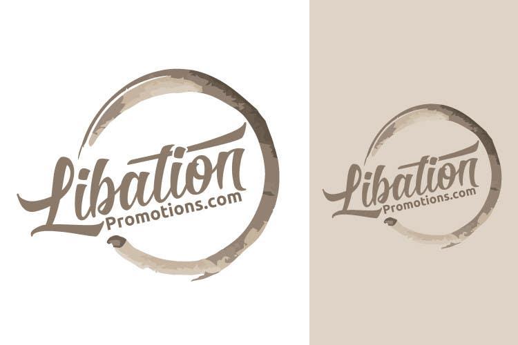 Kilpailutyö #31 kilpailussa Design a Logo for Libation Promotions