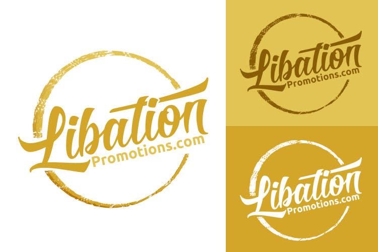 Kilpailutyö #40 kilpailussa Design a Logo for Libation Promotions