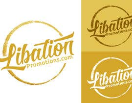#40 para Design a Logo for Libation Promotions por vladspataroiu