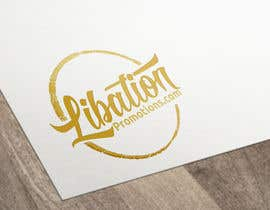 #41 para Design a Logo for Libation Promotions por vladspataroiu