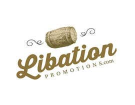 #35 for Design a Logo for Libation Promotions by shwetharamnath
