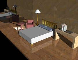 #5 for Design An Eye Catching Room Scene by BabyDastan