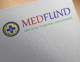 #66 for Design a Logo for MedFund by Junaidy88