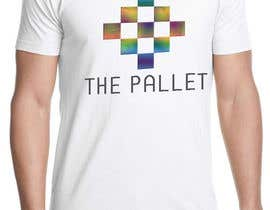 #19 untuk Logo for a new clothing store - The Pallet oleh ginjin