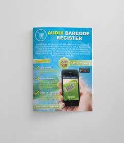 #7 cho Design an Advertisement for Audix Barcode Register bởi gmorya