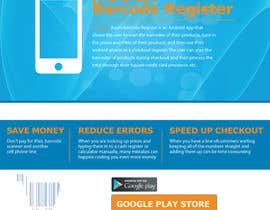 #10 cho Design an Advertisement for Audix Barcode Register bởi Habib919000