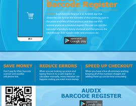 #11 cho Design an Advertisement for Audix Barcode Register bởi Habib919000