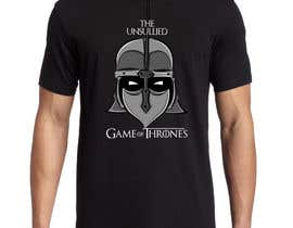 #30 untuk Design a Game of Thrones T-Shirt Tee oleh akalyanpurkar