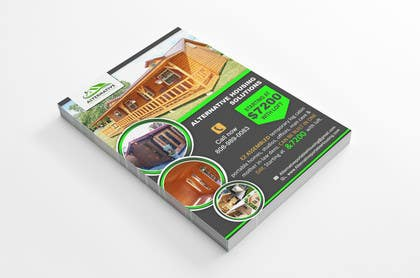 #16 untuk I need some Graphic Design for a Marketing flyer and a simple logo oleh gmorya