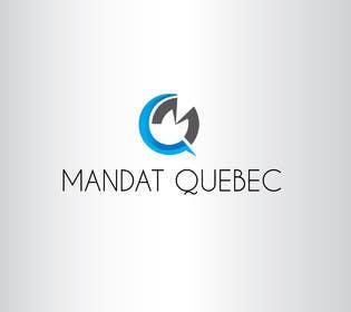 #26 untuk Design a Logo for  M a n d a t              Q u e b ec oleh alyymomin