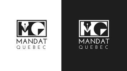 #27 untuk Design a Logo for  M a n d a t              Q u e b ec oleh picitimici