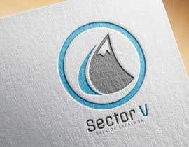 #39 for Diseñar un logotipo para Sector V by AnnaTaisha