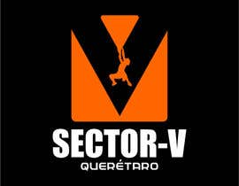 #45 for Diseñar un logotipo para Sector V by claudioosorio