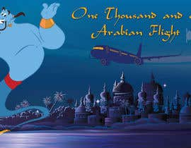 "#87 for Design ""1001 Arabian Flights"" by hebahigazy"