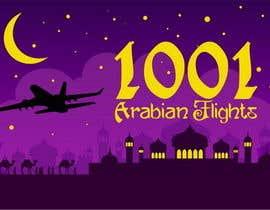 """Nro 17 kilpailuun Design """"1001 Arabian Flights"""" käyttäjältä Stevieyuki"""