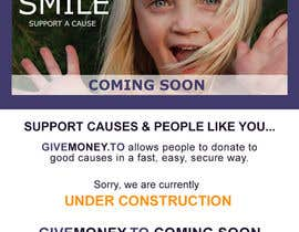 #2 untuk Develop a Corporate Identity for Givemoney.to oleh Chrissikosk