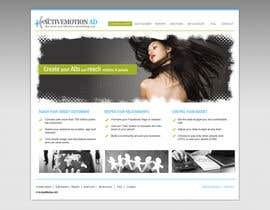 #30 untuk Website Design for Active Motion Ad oleh justinforyou