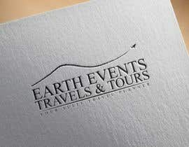 #20 untuk Design a Logo for EARTH EVENTS Travels & Tours oleh monlonner