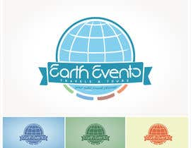 #67 untuk Design a Logo for EARTH EVENTS Travels & Tours oleh yourgraphicwhore