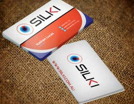 #295 untuk Design some Business Cards for Silki oleh nazmulhassan2321