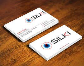 #285 untuk Design some Business Cards for Silki oleh gohardecent