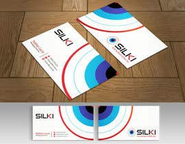 #259 untuk Design some Business Cards for Silki oleh Muazign3r