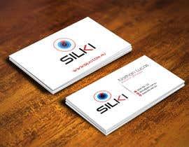 #168 untuk Design some Business Cards for Silki oleh IllusionG