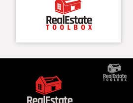 #80 para Design a Logo for RealEstate Toolbox por pinky