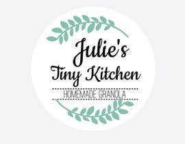 #19 untuk Design a Logo for Julie's Tiny Kitchen oleh Hanarosli1408