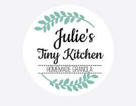 #19 for Design a Logo for Julie's Tiny Kitchen by Hanarosli1408