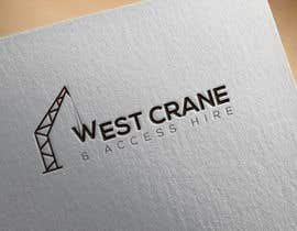 #5 for Design a Logo for West Crane & Access Hire af strezout7z