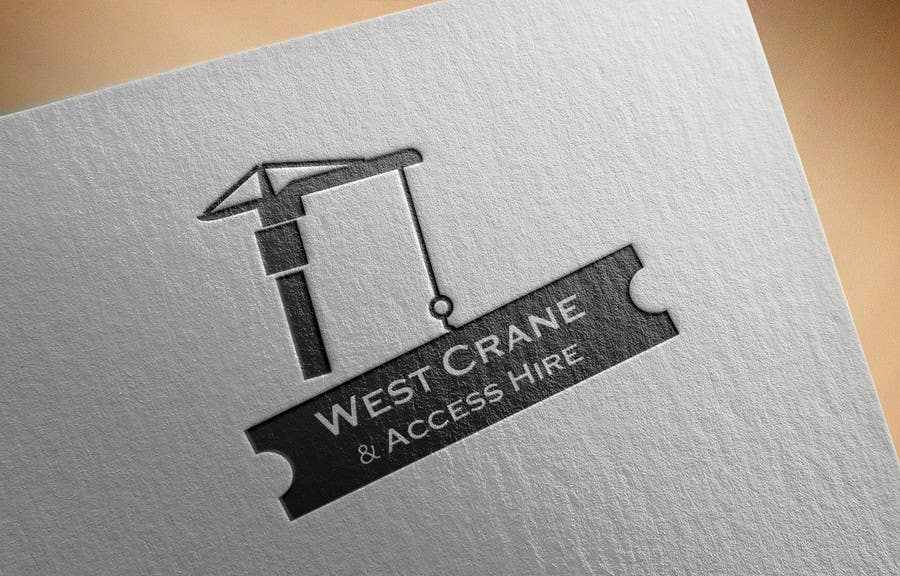 Konkurrenceindlæg #16 for Design a Logo for West Crane & Access Hire