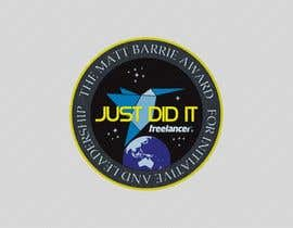 #32 untuk Design a badge in a NASA space mission style for Freelancer.com! oleh syarif12