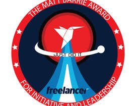 #30 untuk Design a badge in a NASA space mission style for Freelancer.com! oleh csizmaziakiki