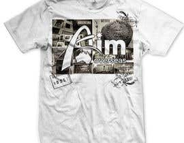 #30 for Design a T-Shirt for AIM Overseas by WendyRV