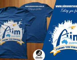 #25 for Design a T-Shirt for AIM Overseas af dhido