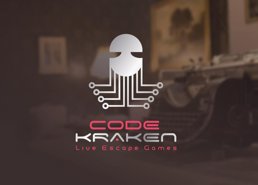 """Inscrição nº 104 do Concurso para Design a Logo for an """"Escape Game"""" brand."""