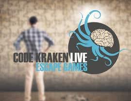 "anasnsalti tarafından Design a Logo for an ""Escape Game"" brand. için no 126"