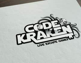 "#122 untuk Design a Logo for an ""Escape Game"" brand. oleh Zsuska"