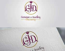 Med7008 tarafından Design a Logo for Gemstone and Jewellery Discovery için no 39