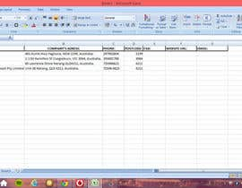 fatimafirdous4 tarafından Do some Excel Work for Data scraping a website için no 36