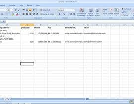 #6 cho Do some Excel Work for Data scraping a website bởi sobujprantor