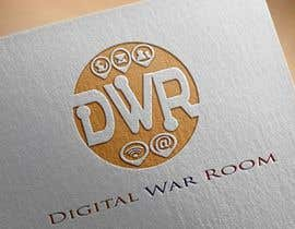 #58 for Digital War Room Logo and Business Card af saonmahmud2